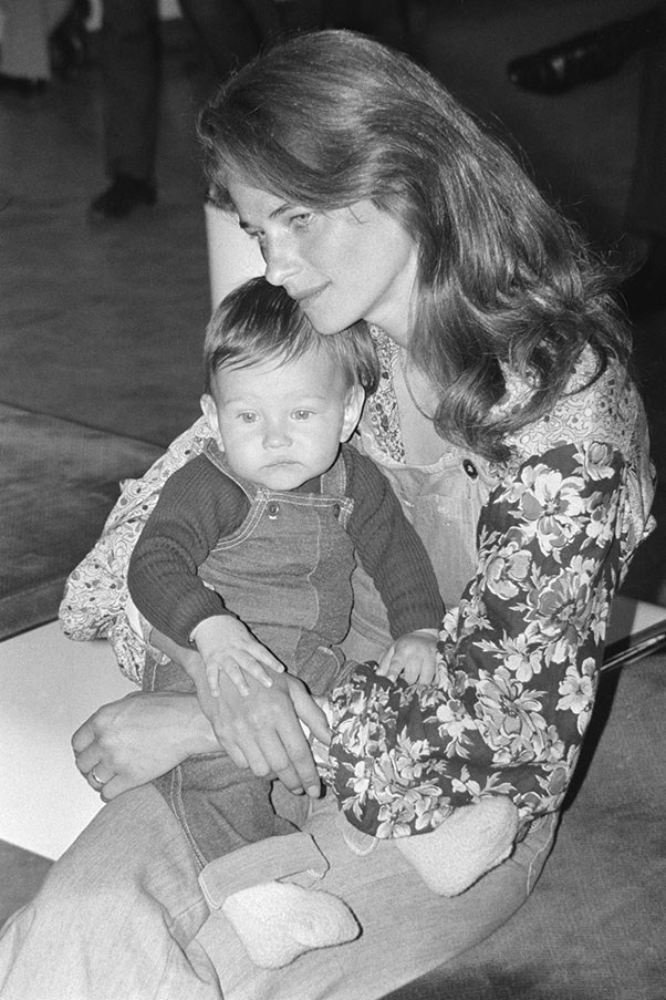 Charlotte Rampling, 1973