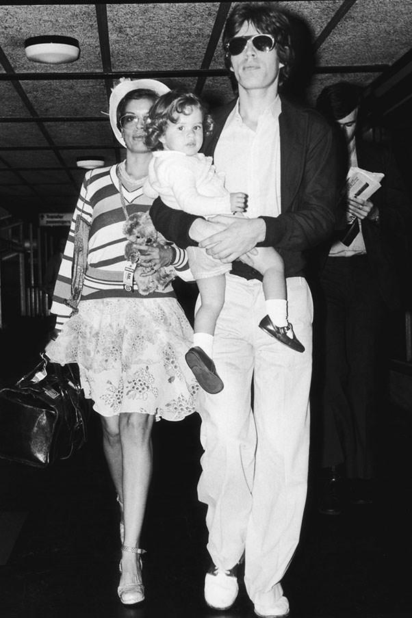 Bianca Jagger, 1974