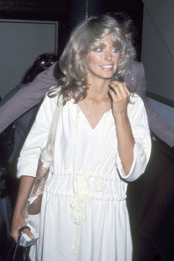 Farrah Fawcett, 1977