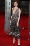 EMMA STONE BAFTA DRESS