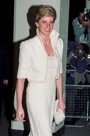 Princess Diana dresses