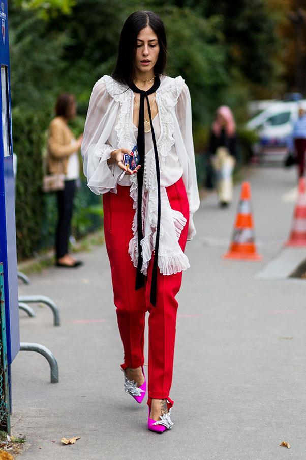 Fashion Tips From Italian It Girls Harper 39 S Bazaar