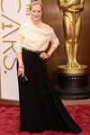 karl lagerfeld meryl streep chanel dress