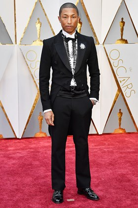 Best Dressed Men Oscars 2017