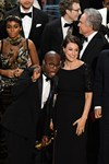 Audience Reaction Moonlight Win Oscars