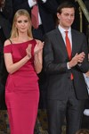 Ivanka Trump Roland Mouret Dress Congress