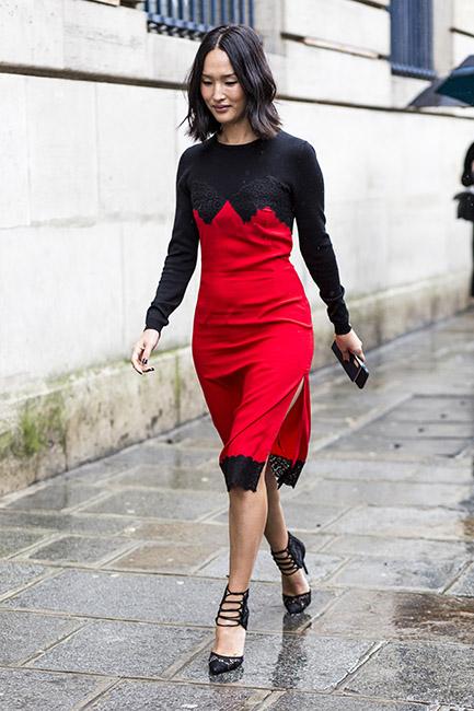Street Style Paris Fashion Week Image 2 Harper 39 S Bazaar