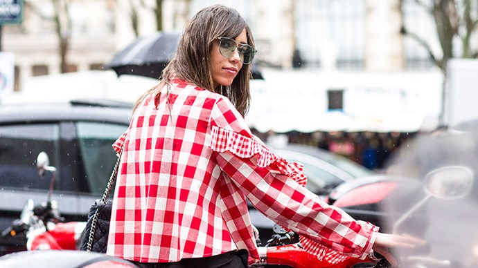 Here, we round-up the best street style moments from Paris fashion week, as the style set bring out all the stops to salute the end of the autumn winter '17 season.