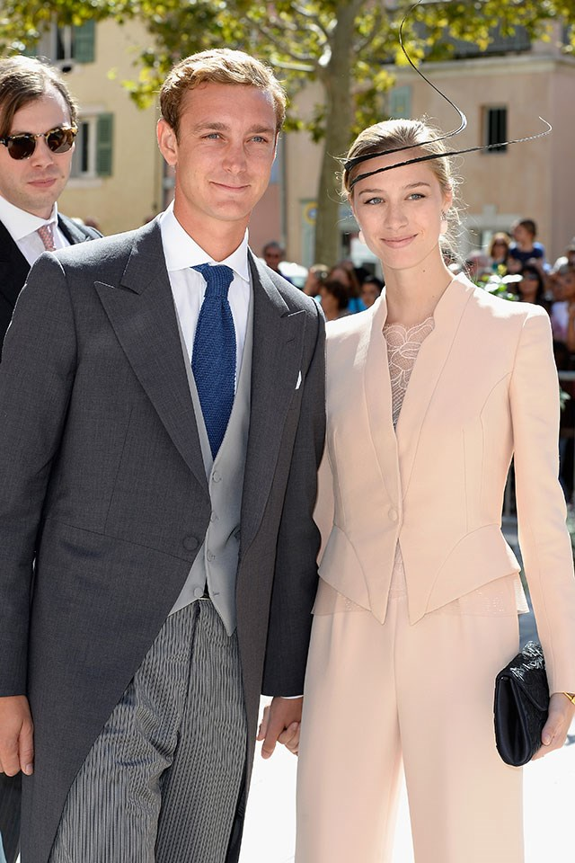 <strong>Beatrice Borromeo</strong> <br><br> Beatrice Borromeo, the wife of Pierre Casiraghi, is a journalist who has contributed to <em>Newsweek</em> and <em>The Daily Beast</em>. She often covers politics and has some TV work in the Italian media.