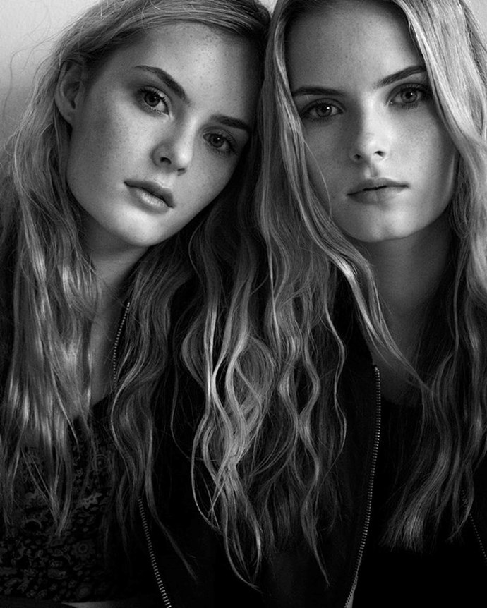 Kate and Amy Watson.