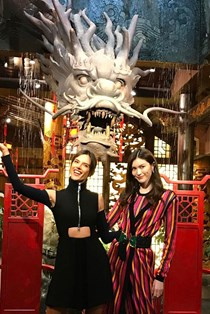 Victoria's Secret Angels in Shanghai