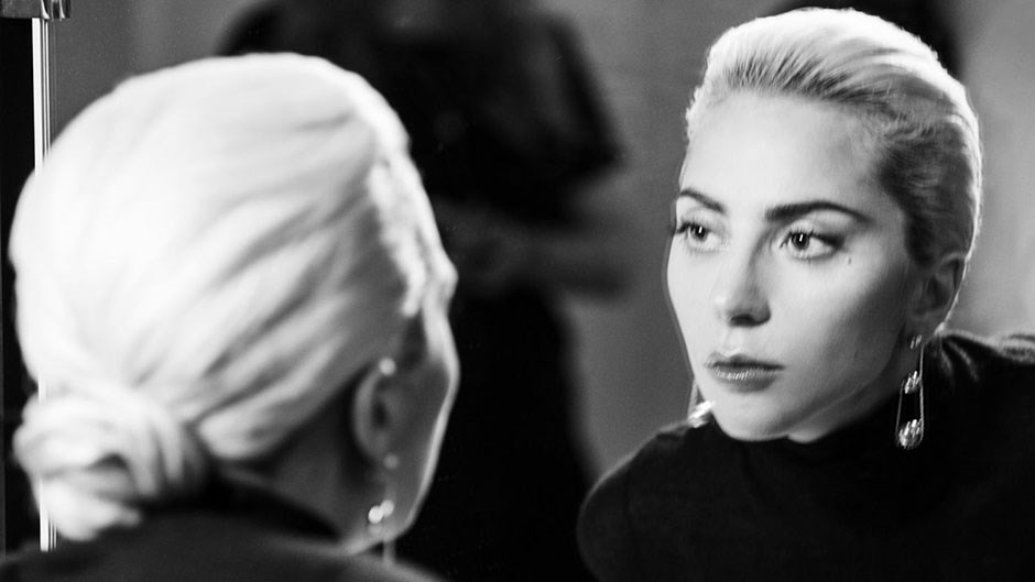 Your First Proper Look At Lady Gaga As The Face Of Tiffany & Co.