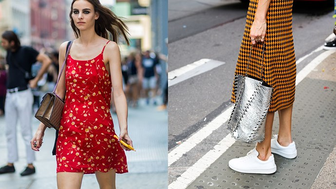 While we're all for investing in fashion pieces with longevity, there <em>are </em>some wardrobe staples that you can afford to scrimp on. Here, our ten picks.