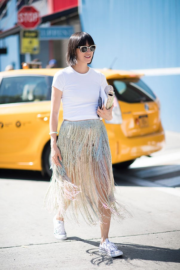 """<strong>8. White tees</strong><br><br> In the same vein as white shirts, white tees are a wardrobe staple that you'll likely buy several of in your lifetime. If you wanted to, you could spend upwards of $400 on a white tee, but James Perse do the best ones on the market for a mere $90. <br><br> Buy: T-shirt by James Perse, $89 at <a href=""""https://www.shopbop.com/little-boy-tee-james-perse/vp/v=1/1577290330.htm?currencyCode=AUD"""">Shopbop</a>."""