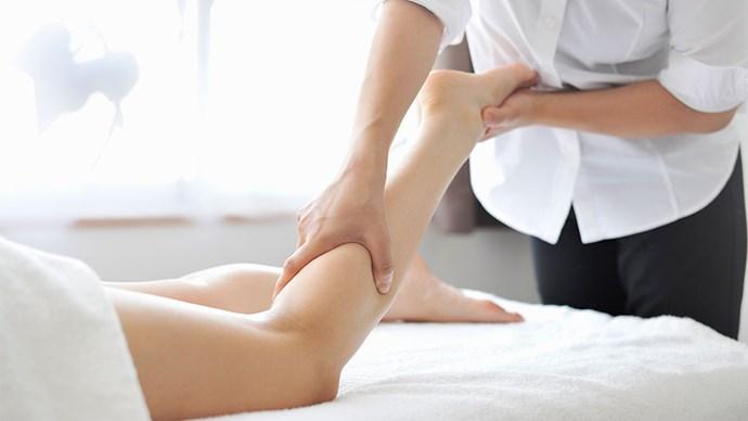 massage fascia stretch therapy