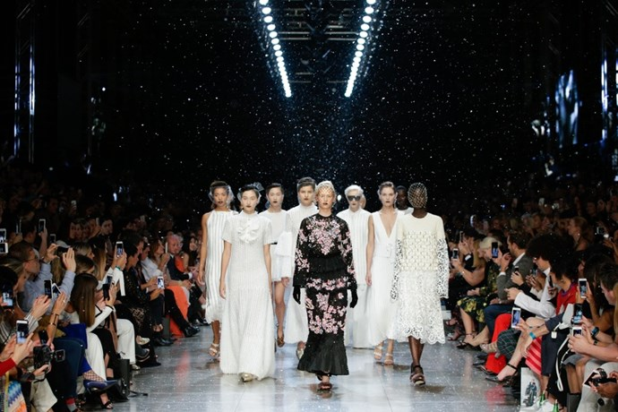 If you didn't nab a seat at <em>BAZAAR</em>'s runway show at VAMFF last night, fear not. We've got every must-see moment right here.<br><br> Image: Lucas Dawson