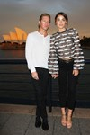 Dan Single and Bambi Northwood-Blyth in Sydney