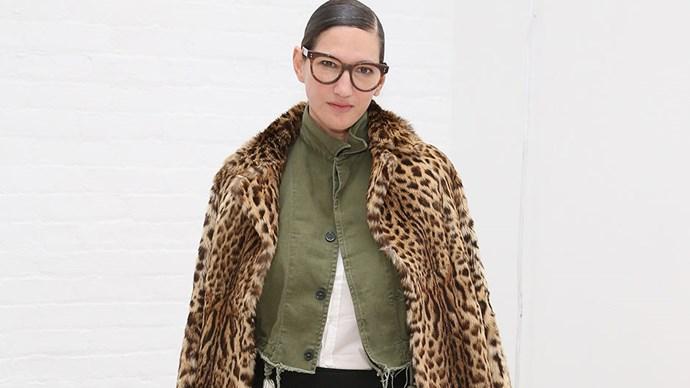 Jenna Lyons Style File