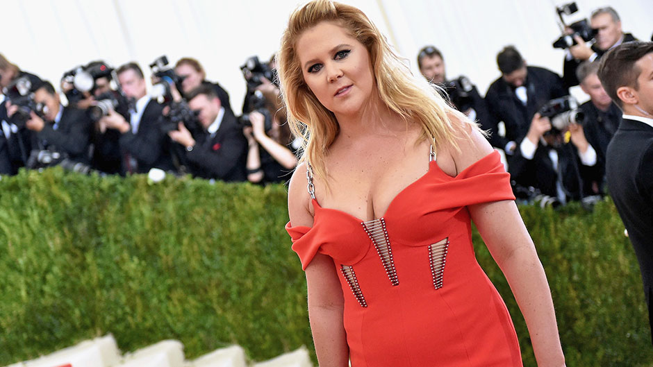 Amy Schumer Responds To Swimsuit Shaming With A Slew Of Bikini Photos