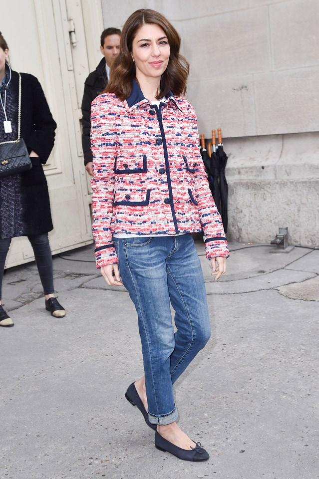 <strong>Your celebrity spirit animal: </strong>Sofia Coppola