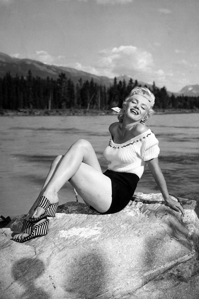 <strong>Your celebrity spirit animal:</strong> Marilyn Monroe