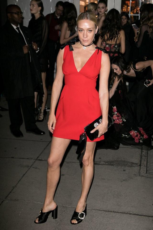 <strong>Your celebrity spirit animal: </strong>Chloe Sevigny