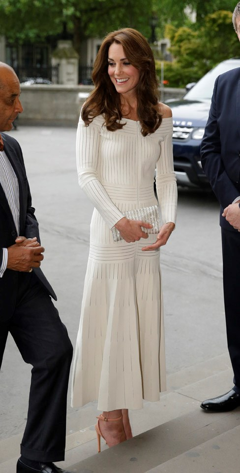 <strong>Your celebrity spirit animal: </strong>Kate Middleton