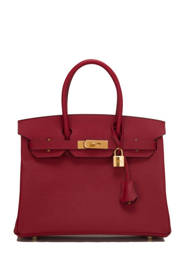 "<strong>The Birkin bag, Hermès.</strong> <p><p> In 1983, Jean-Louis Dumas, who had recently taken the helm of his great-grandfather's leather-goods company, found himself sitting next to Jane Birkin on a flight from Paris to London. This chance encounter would go on to launch one of the most iconic handbags of all time: the Hermès Birkin. Available in a varity of materials, colours and sizes, the Birkin has been carried by everyone from the Duchess of Cambridge to Victoria Beckham and Lady Gaga, and has increased in value by 500 per cent since it was first created. Birkin has even stated that the handbag is now more famous than she is. <p> The Birkin bag, available in stores only, <a href=""http://australia.hermes.com/"">Hermès</a>"