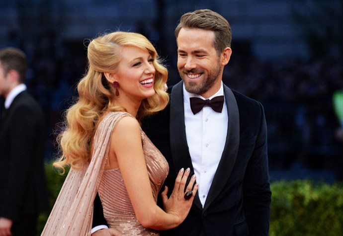 <strong>2014 </strong> <br><br> When Blake Lively and Ryan Reynolds made their red carpet debut and looked every bit in love.