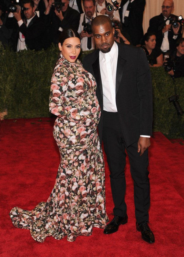 <strong>2013</strong> <br><br> When Kim Kardashian wore too much floral fabric, and inspired that year's Halloween costume.