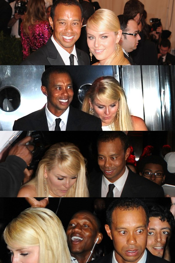 <strong>2013</strong> <br><br> When Tiger Woods (allegedly) partied a little too hard and his face showed it all.