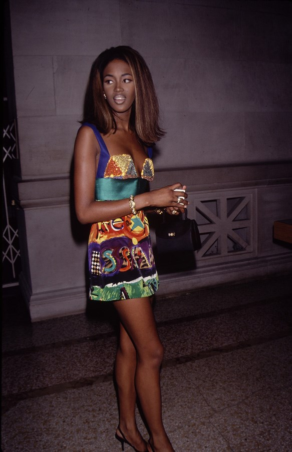 <strong>1990</strong> <br><br> When Naomi Campbell was a technicolor dream.