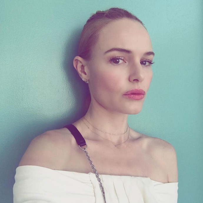 """<strong>Kate Bosworth</strong> <br><br> Image: <a href=""""https://www.instagram.com/p/BS7LL_Jl12M/"""">@katebosworth</a>"""