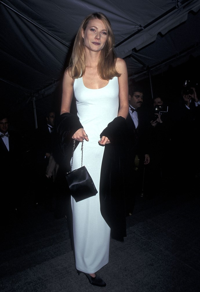 <p><strong>GWYNETH PALTROW</strong> <p>1995