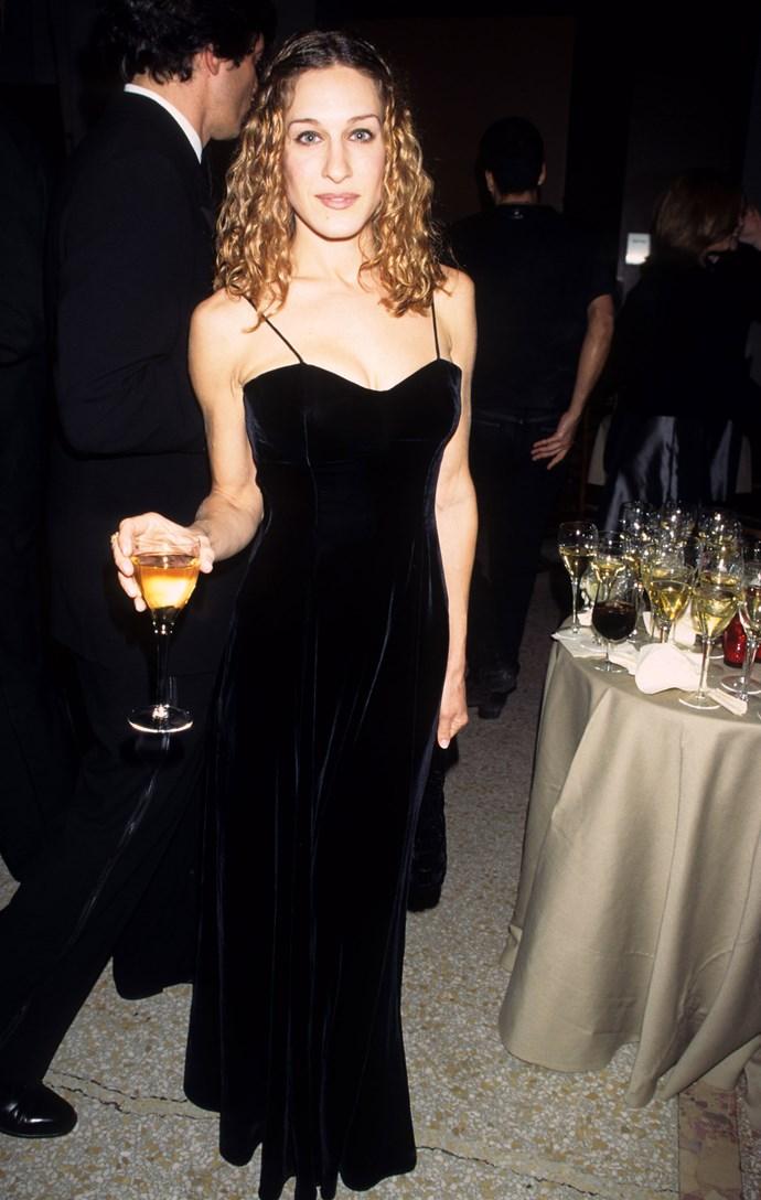 <p><strong>SARAH JESSICA PARKER</strong> <p>1995