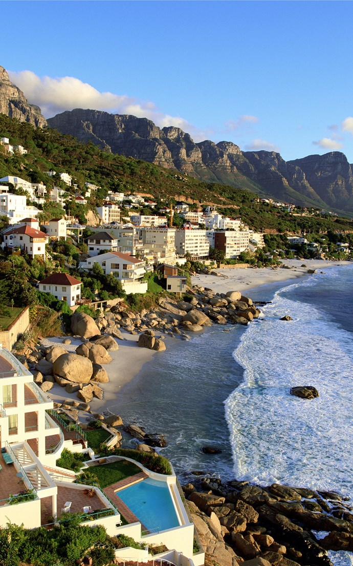 <p><strong>Clifton Beach, South Africa</strong> <p>The luxe beach houses here might try to overshadow this coastline, but the beach itself is still the most beautiful part of this Cape Town suburb.