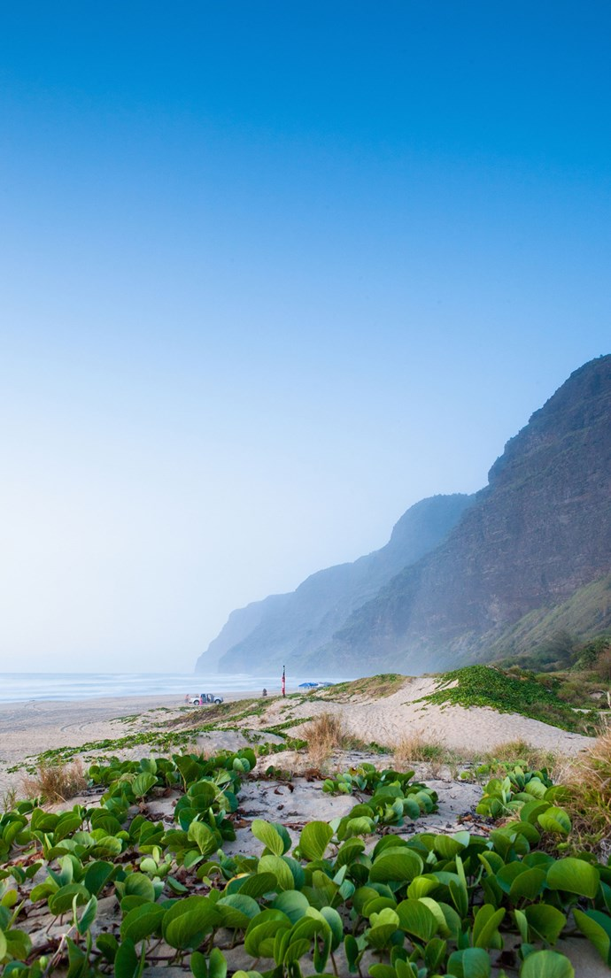 <p><strong>Polihale Beach, Hawaii</strong> <p>It's hard to pick just one amazing beach in Hawaii, but Polihale Beach on Kauai's west coast is perfect for those seeking a bit of isolation and calm.