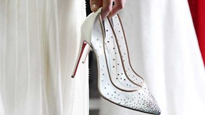 Christian Louboutin Releases A Fantastical Bridal Shoe Collection