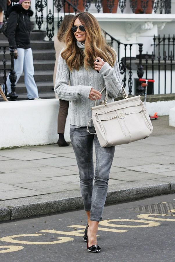 In London, March 2011.
