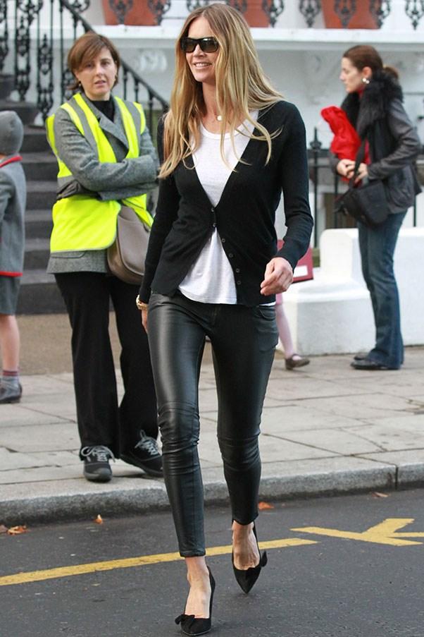 In London, October 2010.