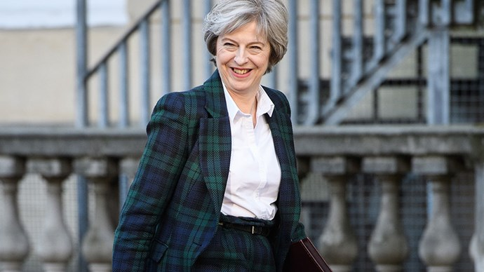 Theresa May Style