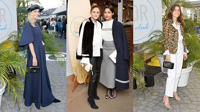 An insider's tour of Dior's star-studded pre-Cruise dinner.