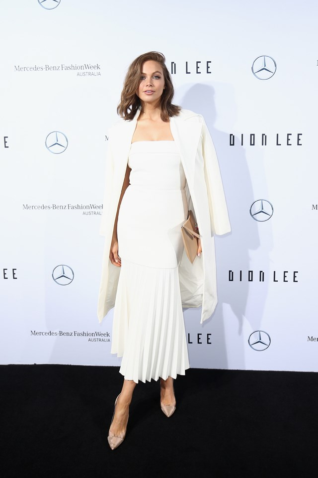 <strong>Dion Lee</strong> <br><br> Ksenija Lukich