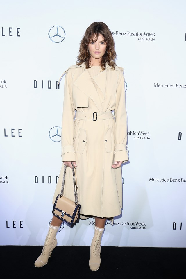 <strong>Dion Lee</strong> <br><br> Montana Cox