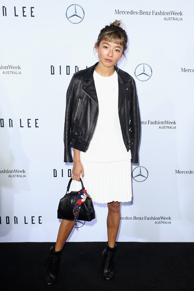 <strong>Dion Lee</strong> <br><br> Yan Yan Chan