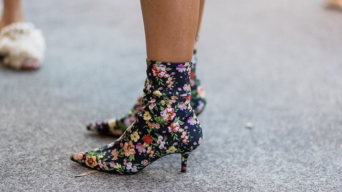 Balenciaga boots<br><br> Image: Getty