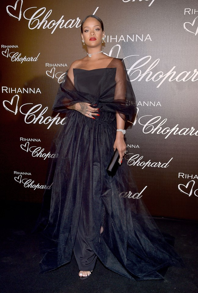 Rihanna in Ralph & Russo Couture