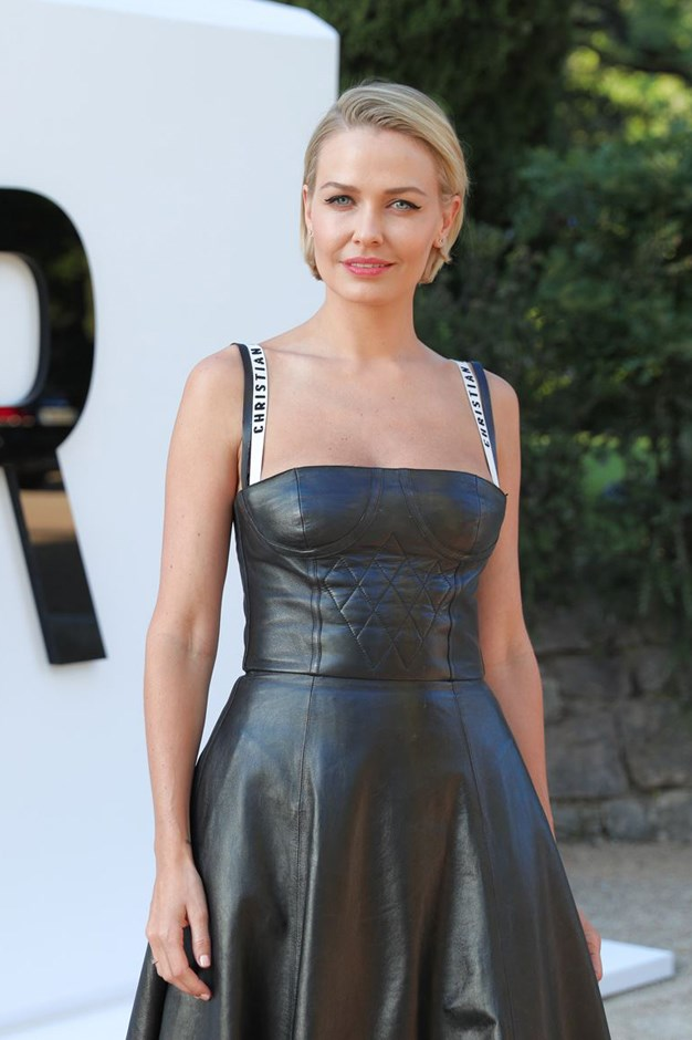 Lara Worthington at the Miss Dior Eau de Parfum launch.