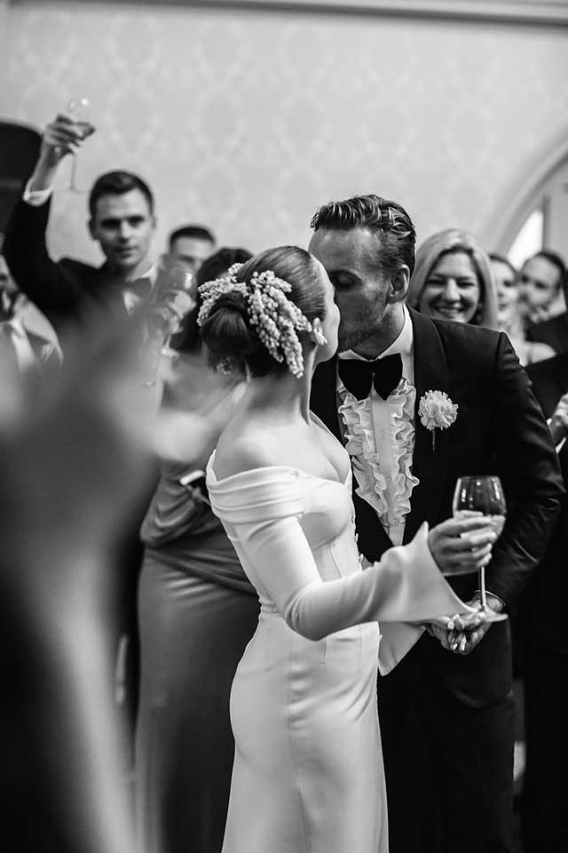 <strong>What song did you and your husband dance to? </strong> <br><br> Our first dance was to 'Signed, Sealed, Delivered' by Stevie Wonder.