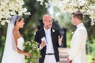 Hannah Bronfman Brendan Fallis Wedding Morocco